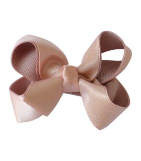 Bow`s by Stær sløjfe dobbelt - Antique rose