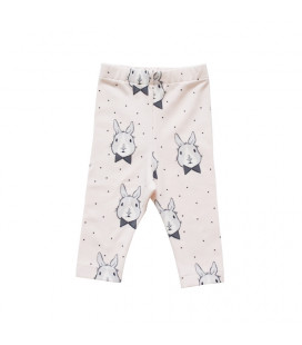 Petitflora - Cathrine Leggings - kaninprint