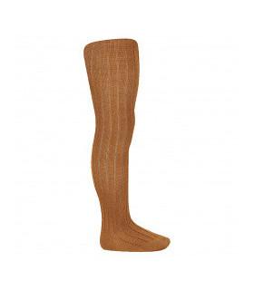 Cóndor uld strømpebukser - rust