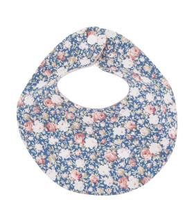 Petitflora - Lissi Savlesmæk m. blomster - blå