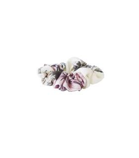 Petitflora - Caroline SCRUNCHIE - offhvid