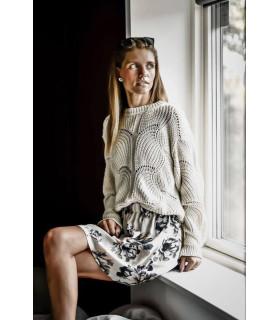 Petitflora - Esther nederdel - kvinder - creme