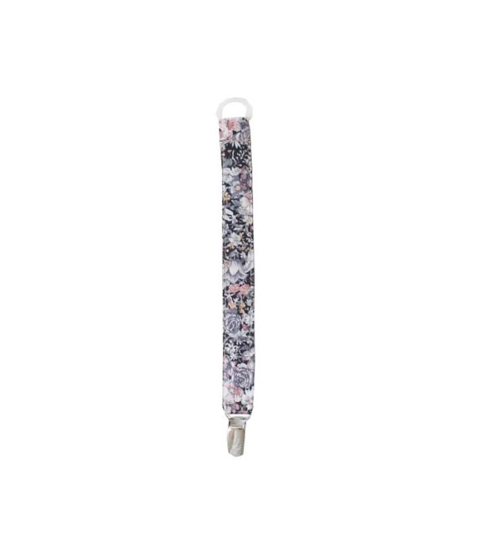 Petitflora - Lilje suttesnor - allover blomster