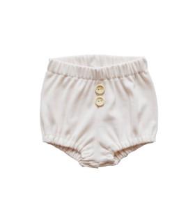 Petitflora - Inga sommer shorts - offhvid