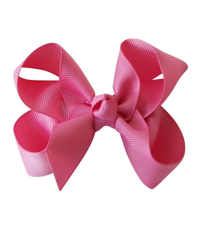 Bows by stær hårsløjfe - pink