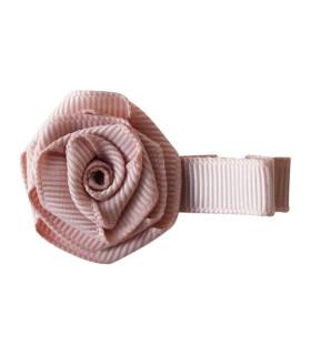 Rose hårspænde Bows by stær - Vanilla