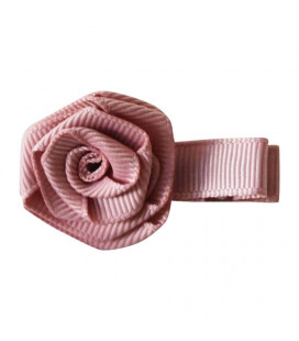 Bow`s by Stær hårspænde - Rose - Antique rose