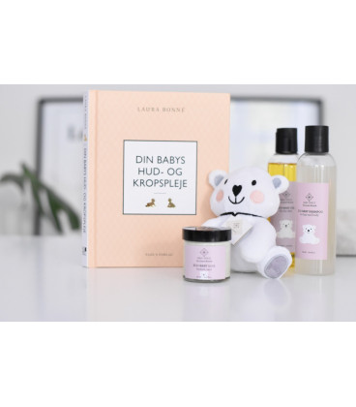 Baby Space - Din babys hud & kropspleje