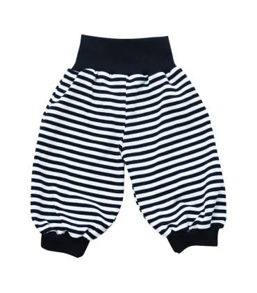 Baby sweatpants - stribet