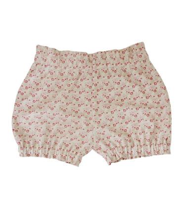 Shorts - Allover blomsterprint