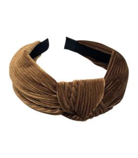 Bows by stær hårbøjle - Velour - Carry